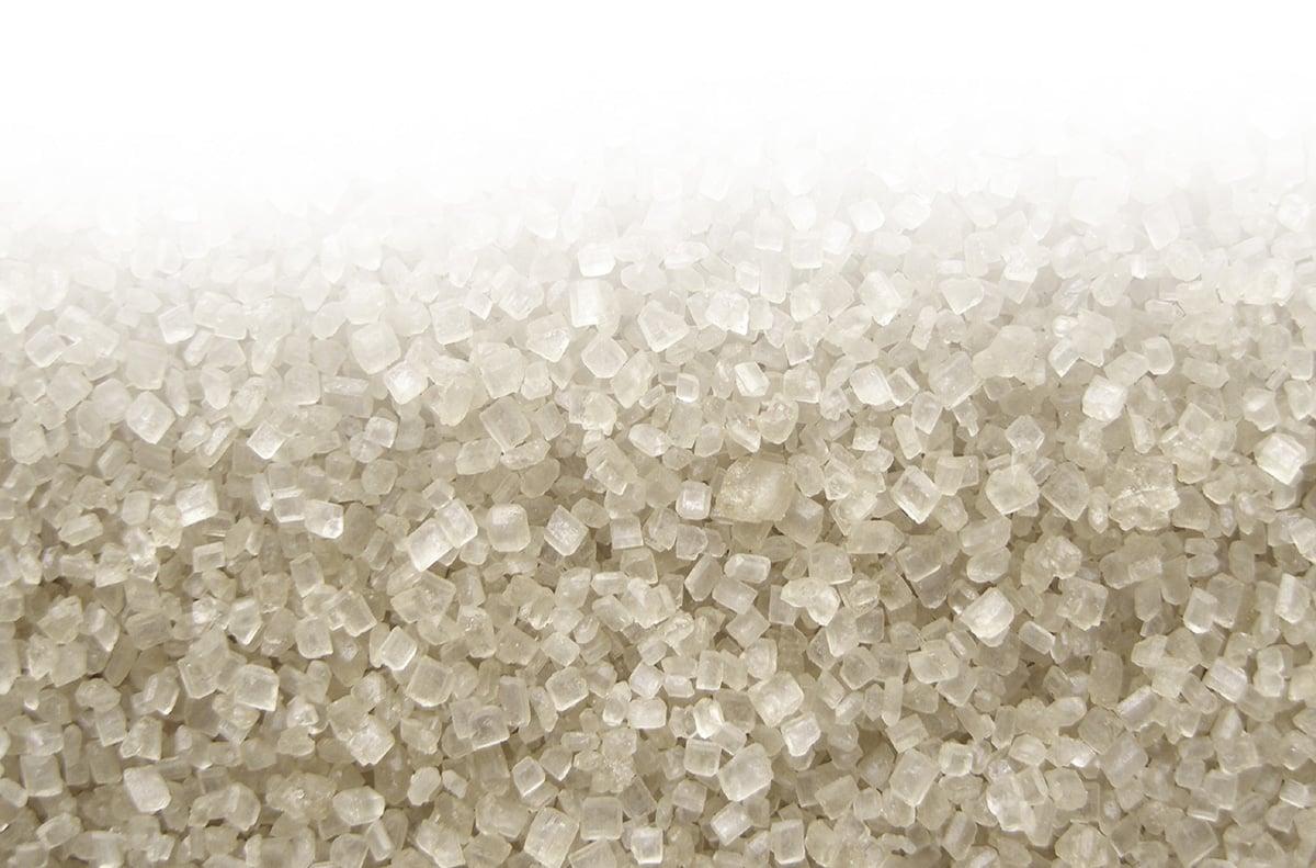 cbd cristalli visti al microscopio