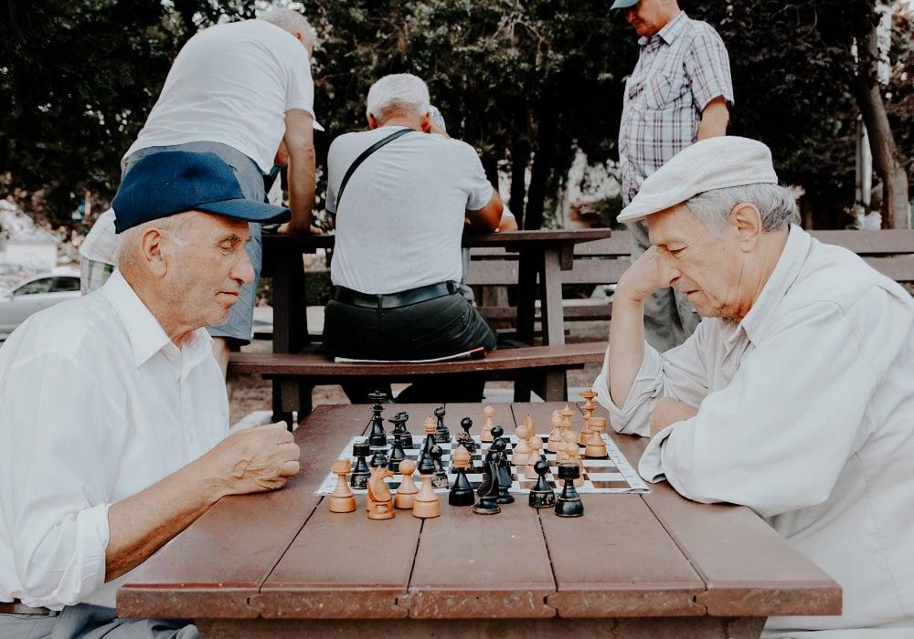 olio cbd per le persone anziane